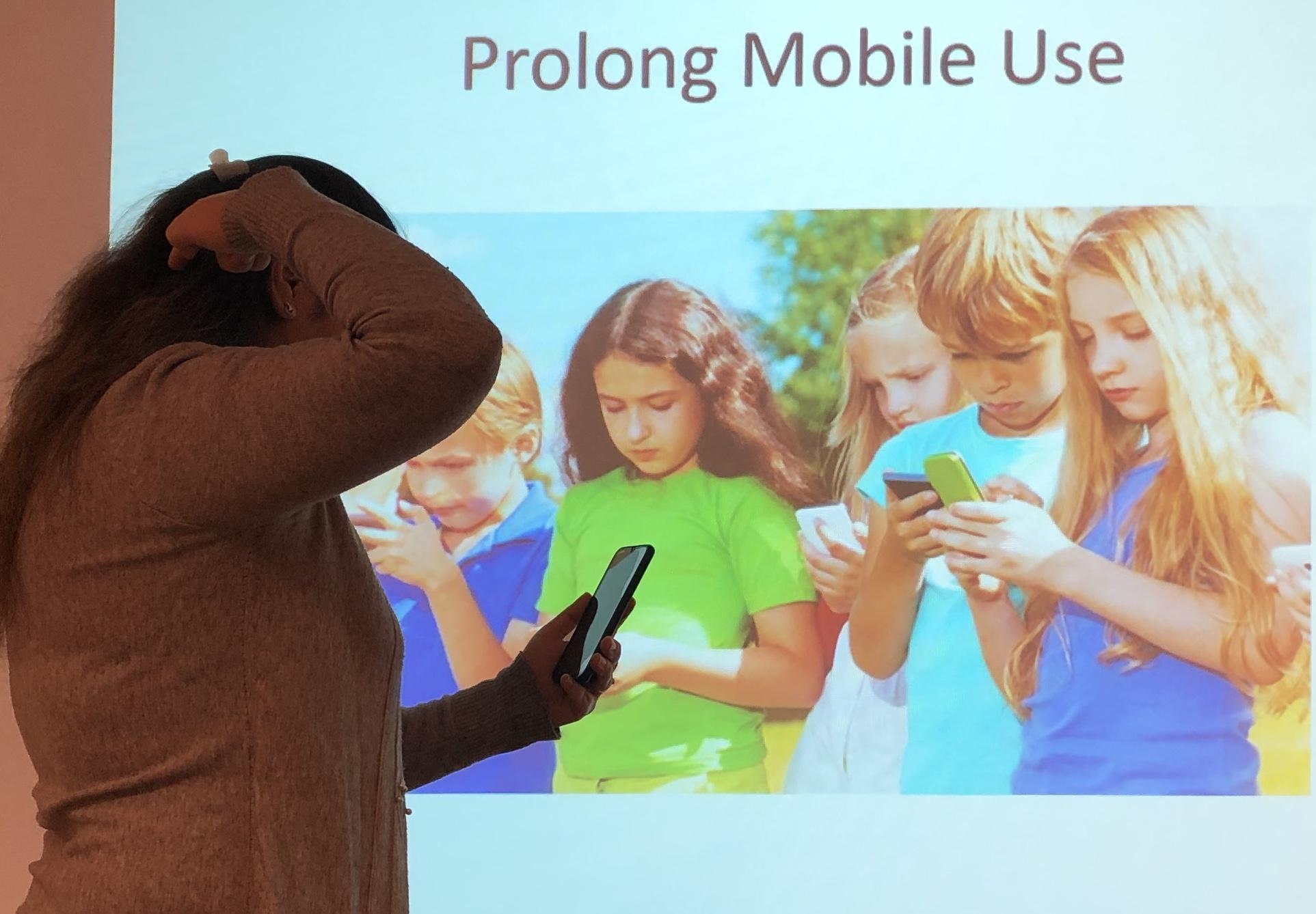 Prolong Mobile Use